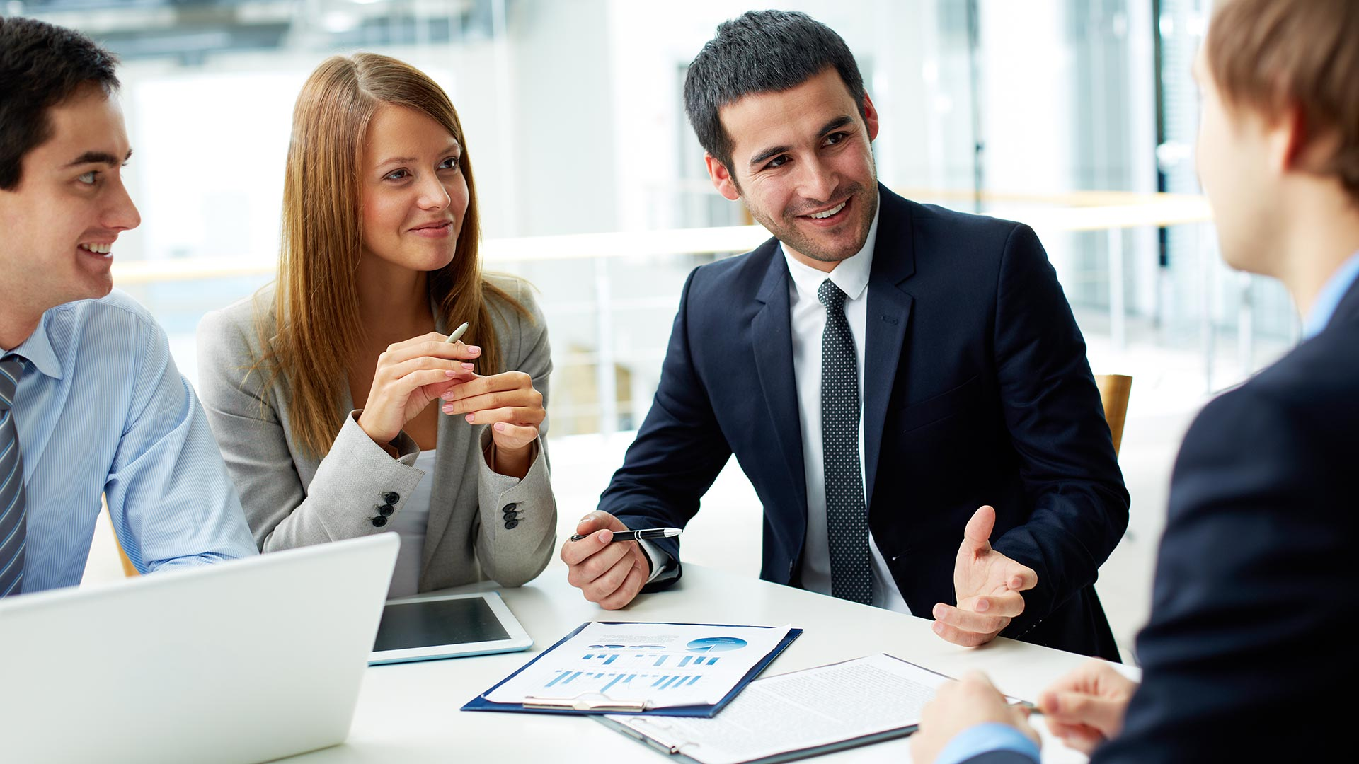 Enhancing careers. Improving bottom lines.